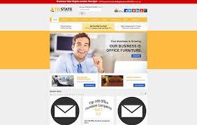 Tristate fice Furniture Website Design ocreations A Pittsburgh