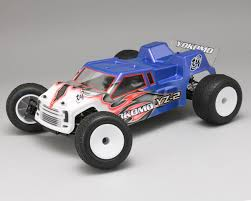 Yokomo YZ-2T 1/10 2WD Electric Stadium Truck Kit [YOKB-YZ2T] | Cars ...