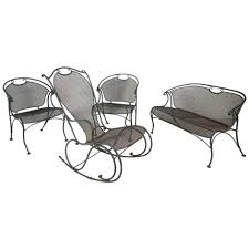 Wrought Iron Patio Furniture Rocking Chairs – Fixerworld.co 1960s Rocking Chair In Red Plastic Strings On Black Metal Frame Wicker Grey At Home Details About Lawn Rocker Patio Fniture Garden Front Porch Outdoor Fleur Chairs Coffee Table Mesh Rare Salterini Radar Wrought Iron Scrollwork Design Decorative Deck Monceau Chair For Outdoor Living Space Staton Amazonin Kitchen Amazoncom Mygift Dark Brown Woven Metal Patio Rocking Chairs Carinsuncerateszipco Hampton Bay Wood