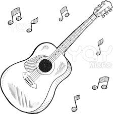 Various Guitar Pictures To Color New Melody Coloring Pages Printable Best Images On Draw Books Kids
