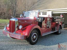 100 Old Fire Truck For Sale 1950 MACK FIRE TRUCK