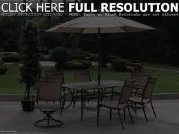 menards patio table umbrella home outdoor decoration