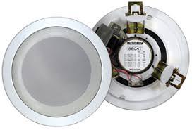 bogen cone speakers mini pendant speakers hi fidelity ceiling