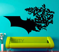 Superhero Wall Decor Stickers by Online Get Cheap Batman Decal Posters Aliexpress Com Alibaba Group