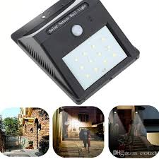 new arrival solar wireless led l 12 leds solar led wall light