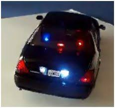 Lights to make a Motormax Crown Victoria into a great Police Car
