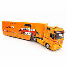 New Ray 1:43 Repsol Honda Team Truc (end 2/11/2020 11:05 AM)