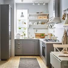 de cuisine com fascinating cuisine ikea con bodbyn grise gris of buffet de trend