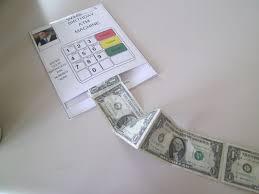 Birthday Present Ideas Husband Epicstates Com Robbygurl Creations Diy Card Atm Machine Money Wedding