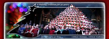 Singing Christmas Tree Portland Oregon 501c3 Nonprofit Organization