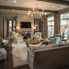 Taupe Sofa Living Room Ideas by Taupe Paneled Living Room Clay Colored Paneled Living Room Design