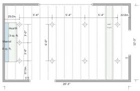 recessed lighting layout opinions electrical diy chatroom