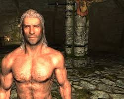 Geralt the witcher save game at Skyrim Nexus mods and munity