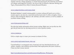 How To Write A Standout Resume New Writing Examples Luxury College Example Writers