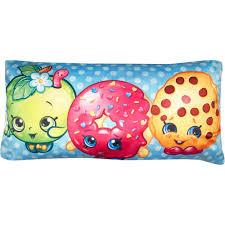 Decorative Couch Pillows Walmart by Shopkins Body Pillow Walmart Com