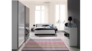 01899 schlafzimmer bett kommode nachttisch schrank schwarz