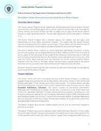 Waiver Page HMEA s Autism Resource Central