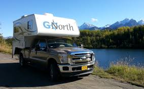 100 Semi Truck Motorhome GoNorth Alaska Car RV Rental Travel Center