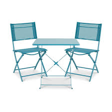 Saba Metal 2 Seater Bistro Set - B&Q For All Your Home And ...