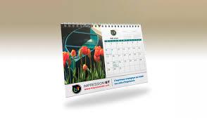 calendrier bureau calendrier de bureau impression bt