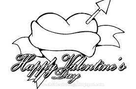 Full Image For Valentines Day Coloring Pages Preschool Kindergarten Valentine