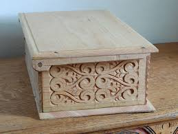 PDF Plans Small Wooden Box Design Download Puzzle Instructions