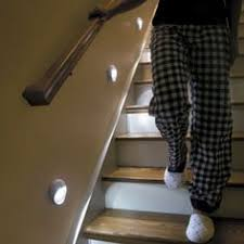 soft glow led motion sensor lights staircases lights and stairways