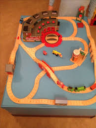 Thomas The Train Tidmouth Shed Layout by 14 Best Thomas The Train Table Set Up Images On Pinterest Thomas