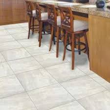 Stainmaster Vinyl Tile Castaway by Trafficmaster Ceramica 12 In X 24 In Coastal Grey Resilient
