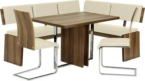 Corner Kitchen Table Set With Storage by Comfortable Corner White Dining Table Set Orchidlagoon Com