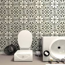 Home Depot Merola Hex Tile by Merola Tile Arte White 9 3 4 In X 9 3 4 In Porcelain Floor And