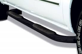 4 In. Oval Classic Side Bars, Big Country Truck Accessories, 372299 ...