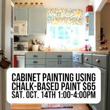 Cabinet Refinishing Tampa Bay by Cabinet Painting Using Chalk Based Paint Presented By The