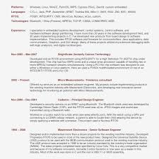 Sample It Resume Resume