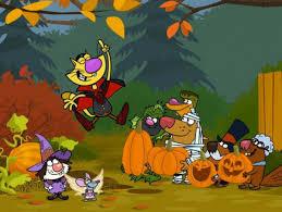 The Runaway Pumpkin by Aetn Pbs Kids Halloween Programming