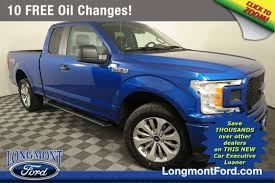 New 2018 Ford F-150 XL Extended Cab Pickup In Longmont #18T1099 ...