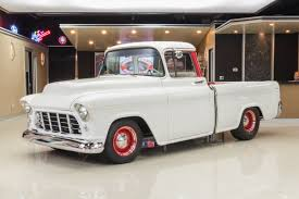 1955 Chevrolet Cameo | Classic Cars For Sale Michigan: Muscle & Old ... Ladder Racks For Pickup Trucks With Caps Best 2018 Roof Rack On Topper Expedition Portal Vanguard Products The Fun Of Amazons Tasure Truck Image Kusaboshicom Van Equipment Upfitter Catalog Vendor Partners Us Trailers Hudson River And Trailer Enclosed Cargo Vw T6 Transporter Roof Bars 2015 On 4 X Ulti Vanguard Ebay Ivoiregion Vanguards Slow Addiction Build Tacoma World 1955 Chevrolet Cameo Classic Cars For Sale Michigan Muscle Old Portfolio Page 5 Ishlers