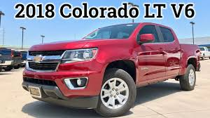 100 New Chevy Mid Size Truck 2018 Colorado V6 Review Test Drive Well Rounded Size