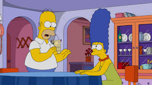 Best Halloween Episodes Of The Simpsons by The Simpsons Premiere Watch Homer Mention Arnold Palmer Time Com