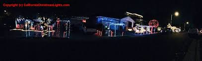 Christmas Tree Lane Ceres Ca Address by Best Christmas Lights And Holiday Displays In Roseville Placer County