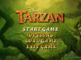 لعبة tarzan بحجم 38.2Mb