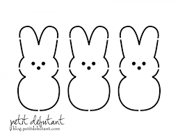 Template Easter Hats