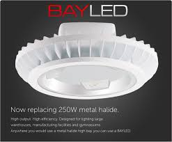led high bay lighting bayled rab lighting