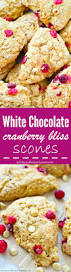 Starbucks Pumpkin Scones Calories by White Chocolate Cranberry Bliss Scones Whole And Heavenly Oven