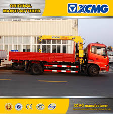 China XCMG Official Manufacturer Sq5sk2q XCMG Truck Mounted Crane ...