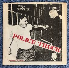 100 Dead Kennedys Police Truck Whos Got Vinyl Truck And Holiday In