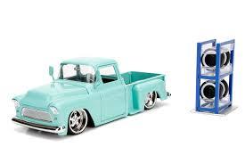 100 Just Trucks Jada Toys 124 Scale 1955 Chevrolet Stepside Pickup