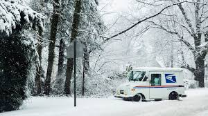 100 Usps Delivery Truck USPS Suspends Delivery In 11 States Citing Safety Concerns Axios