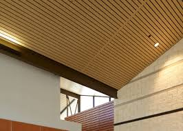 Rulon Suspended Wood Ceilings by Midland Bible Church Rulon International Inc