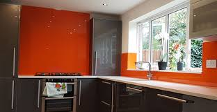 Glass Splashbacks Manufacturer
